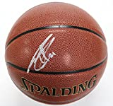 Tim Duncan San Antonio Spurs Signed Autographed Spalding Basketball PAAS COA