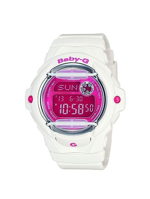 6509e888bb0a Casio G Shock BG-169R-7DCR Baby-G - Reloj de cuarzo con visualización  digital para hombre