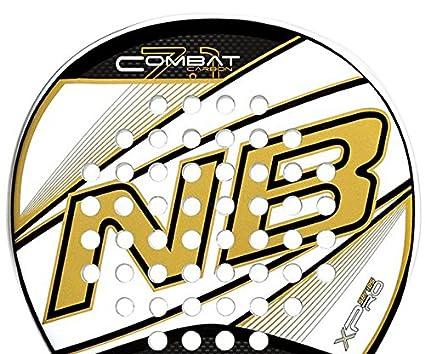 Enebe - Pala de pádel Combat Carbon 7.1: Amazon.es: Deportes ...