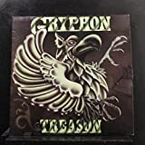 Gryphon ~ Treason LP Vinyl Record (61854)