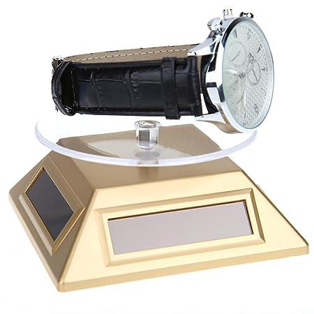 Base de pantalla soporte giratorio mercancía pantalla solar ...