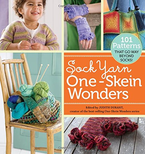 Wonders®: 101 Patterns That Go Way Beyond Socks! (One Skein Baby Hat)