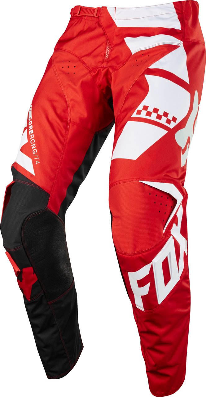 Fox Racing 180 Sayak Red Jersey/ Pant Youth Combo - Size Y-XLARGE/ 28W by Fox Racing MX (Image #3)