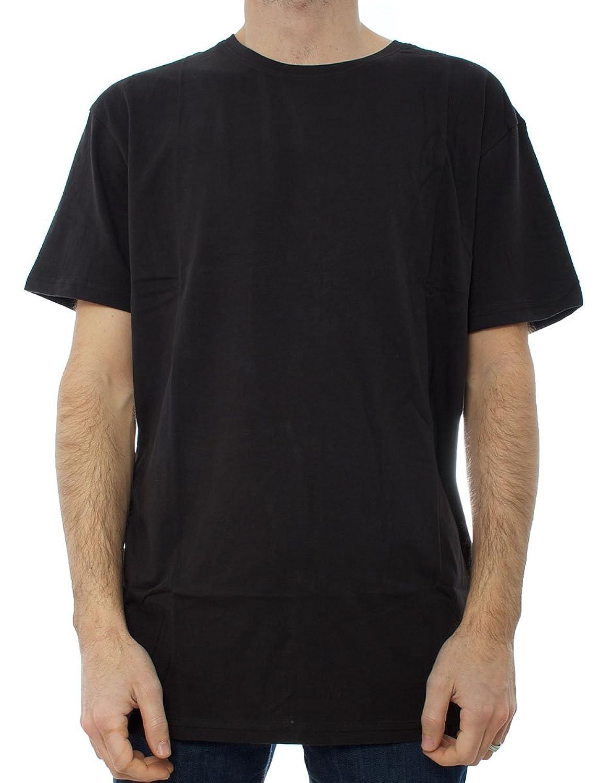!Solid Amazu men, t-shirt, black