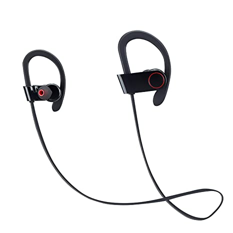 Coio Auriculares Bluetooth Inalámbrico Running Deporte,Auriculares Estéreo de Alta Fidelidad Auricular de Sudor Auriculares