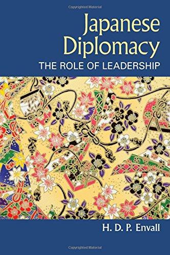 Japanese Diplomacy: The Role of Leadership (SUNY series, James N. Rosenau series in Global Politics)