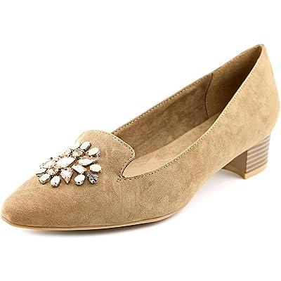 Ann Marino by Bettye Muller Make a Date Women Pointed Toe Suede Heels