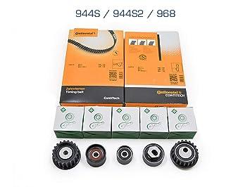 partworks - Correa de distribución para 944s y 944s2 correa dentada/Rueda/Cambio/Rodillo Tensor: Amazon.es: Coche y moto