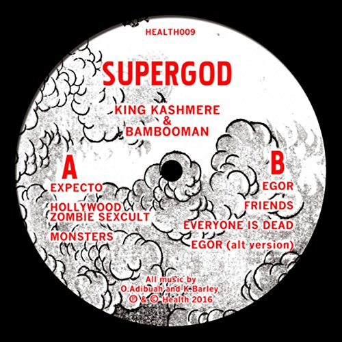 Supergod [Explicit]