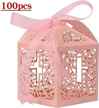 Amazon.com: Lucky Monet 25/50/100 cajas de regalo de ...