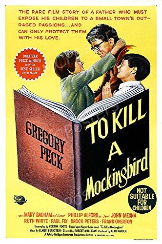 10 best to kill a mockingbird movie poster