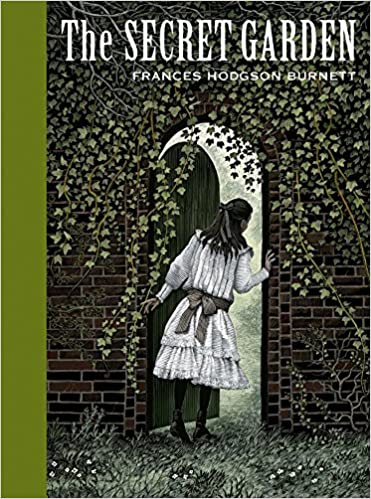 The Secret Garden Sterling Unabridged Classics Frances Hodgson Burnett Scott McKowen 9781402714597 Amazon Books