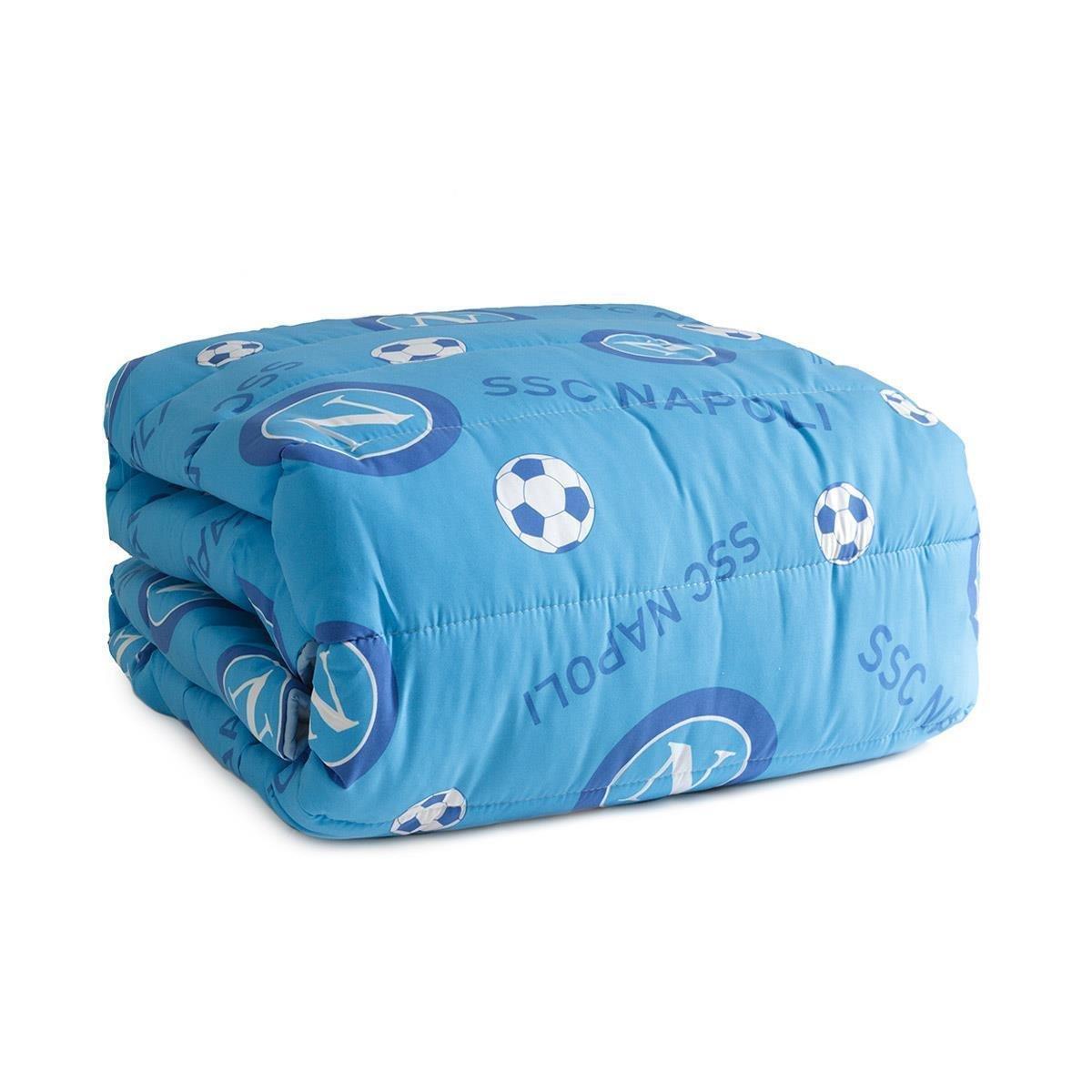 Official SSC NAPOLI Crest Single Bed Duvet Quilt Q045
