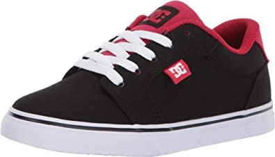DC Unisex-Child Anvil Skate Shoe Little Big Kid
