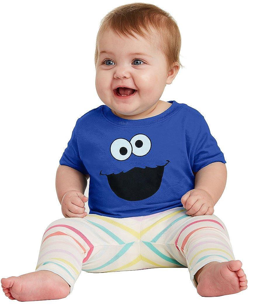 d9221ed055 Amazon.com  Cookie Monster Infant T-Shirt  Clothing