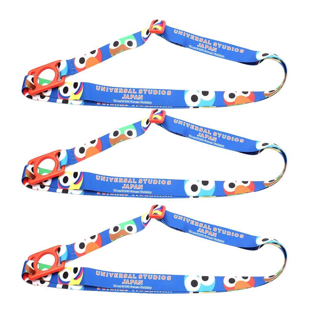 LIOOBO 3pcs Bouilloire Boucle De Lani/ère Portable Sports Bouteille deau Accessoires Poign/ée Bouilloire Boucle De Lani/ères Bretelles pour Adultes Enfants B/éb/és