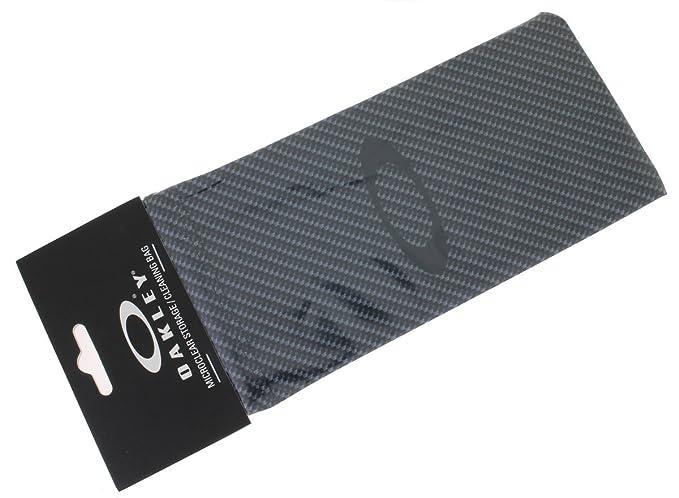 oakley microfibra