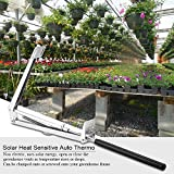 Auto Vent Opener Automatic Greenhouse Vent Opener with Solar Power Sensor and Controllor