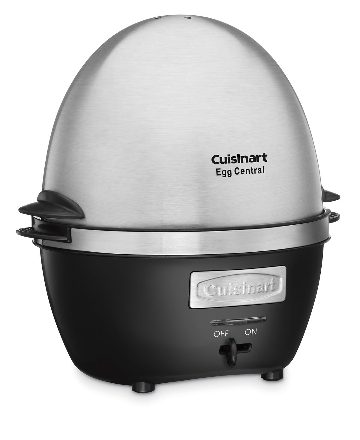 Amazon Com Cuisinart CecEgg Central Egg Cooker Electric Egg Cookers Kitchen Dining