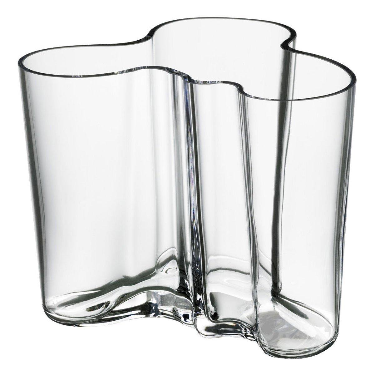 Amazon iittala alvar aalto collection vase 475 clear home amazon iittala alvar aalto collection vase 475 clear home kitchen reviewsmspy