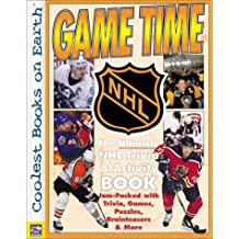 Game Time!: The Ultimate NHL Trivia & Activity Book