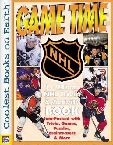 Download Game Time: The Ultimate NHL Trivia and Activity Book pdf epub