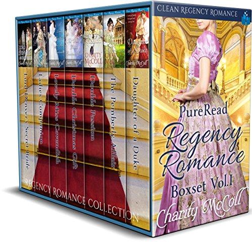 !BEST PureRead Regency Romance Boxset Volume 1: Clean Regency Romance PDF