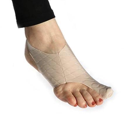 Bunion Fit Neo Rechts S - 3D Hallux Valgus Korrektur Bandage mit ausgesparter Zehenkappe