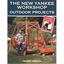 New Yankee Workshop Outdoor Projects (Paperback)