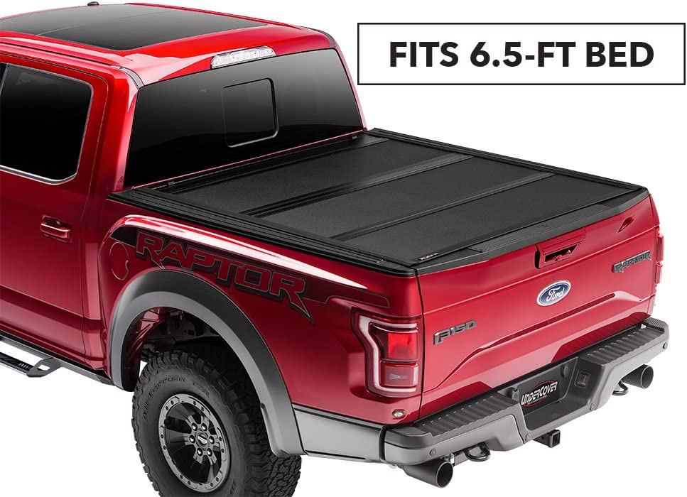 fits UnderCover Armor Flex 2014-2018 Chevrolet Silverado//GMC Sierra  /& 2019 Legacy//Limited  6.5ft Short Bed Std//Ext//Crew AX12019 Undercover ArmorFlex Hard Folding Truck Bed Tonneau Cover 2014 1500 Only, 2015-2019 1500,2500,3500