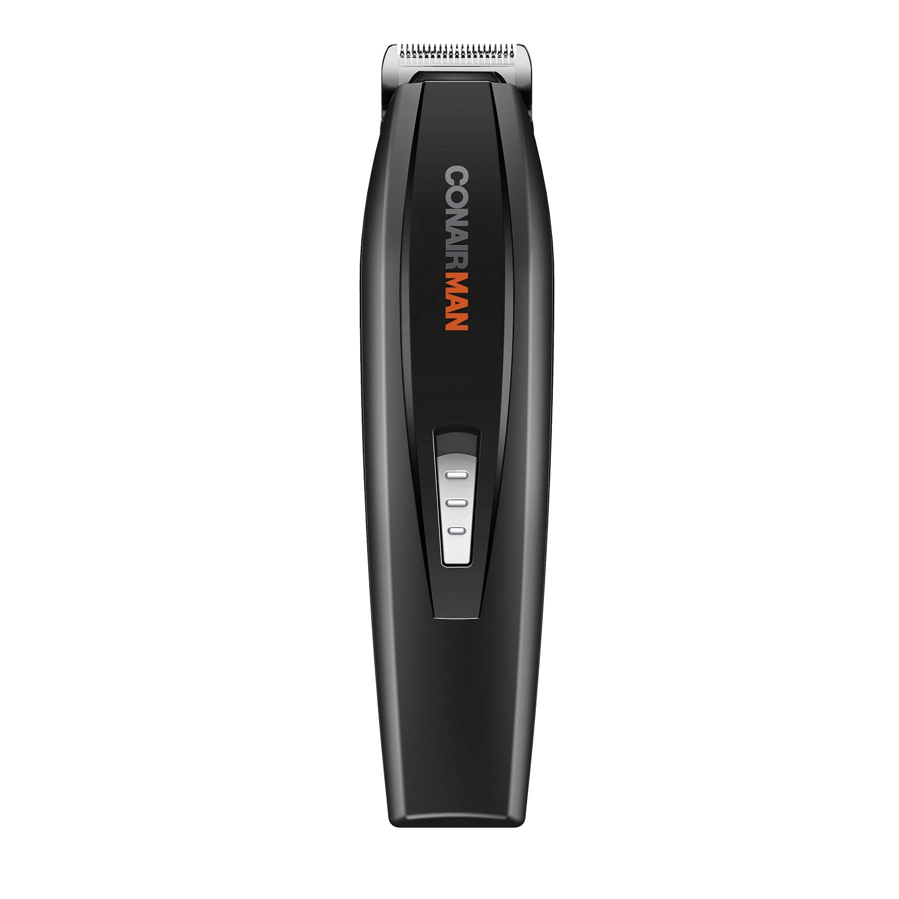 ConairMAN All-in-1 Beard & Mustache Trimmer, Battery Operated