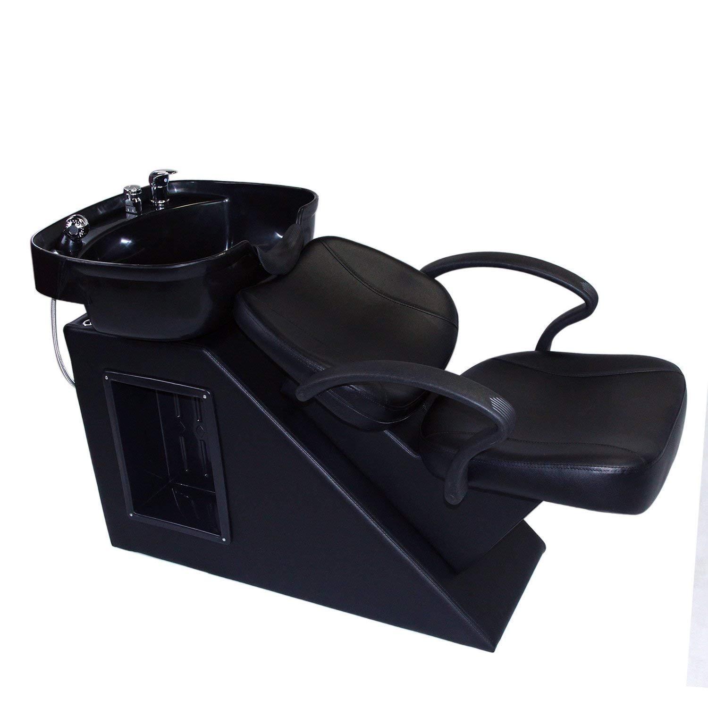 HYD-PARTS Beauty Salon Shampoo Bed Chair & Sink Bowl Backwash Unit Hair Beauty Equipment (2001)