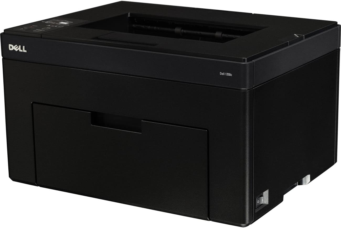 Dell 1250C LED Color Laser Workgroup Printer