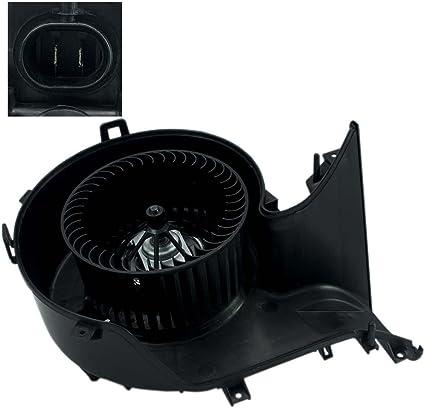 Ventilador Motor Interior Ventilador Motor eléctrico Calefacción 13250115, 13221349, 1845089: Amazon.es: Coche y moto