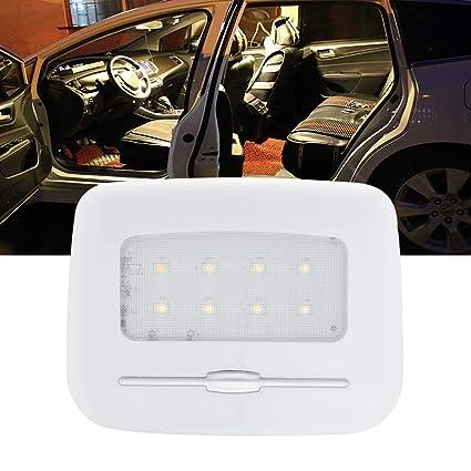 Bogao Led Car Interior Dome Lights Tail Box Lights Car Reading Lights Plate Lights Little Night Light Door Lights Adjustbale Brightness Warm