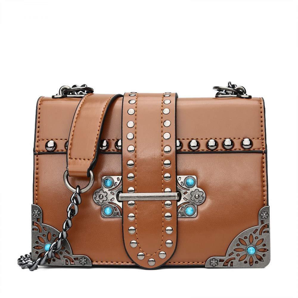 85057f42224e Amazon.com: GMYANDJB Shoulder Bags Women's Bags PU Shoulder Bag ...