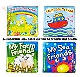 Soft Baby Bath Book Assorted