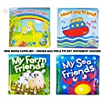 Soft Bath Book Baby Toddler Childs Ba...