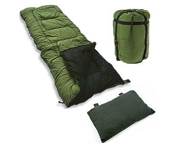 3//4 Seasons Sleeping Bag Carp Fishing Bag Camping Hunting NGT 10-10cc Rating