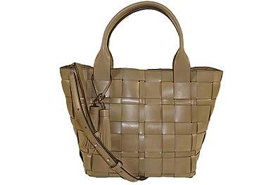 a07ae0ecd8e4e9 Michael Michael Kors Vivian Dark Dune Medium Tote Leather: Handbags ...