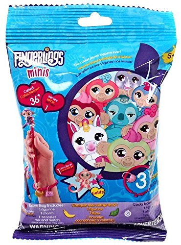 Fingerlings Minis Blind Bag   Series 1