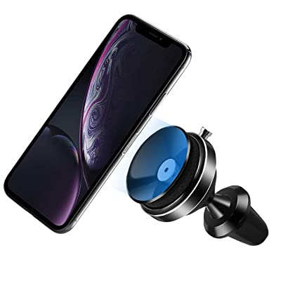 Car Phone Mount, Marchero Suction Cup 2 in 1 Air Vent&Car Dashbord 360°Rotation Cell Phone Holder Compatible with iPhone 11/11pro/Xs Max XR X 8 7 Plus Galaxy S10 S9 S8 Plus Note 9