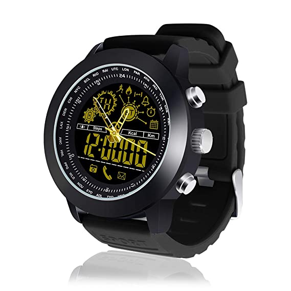 DAM. DMZ051BK. Smartwatch Bluetooth Tipo Digital Dx18 con ...
