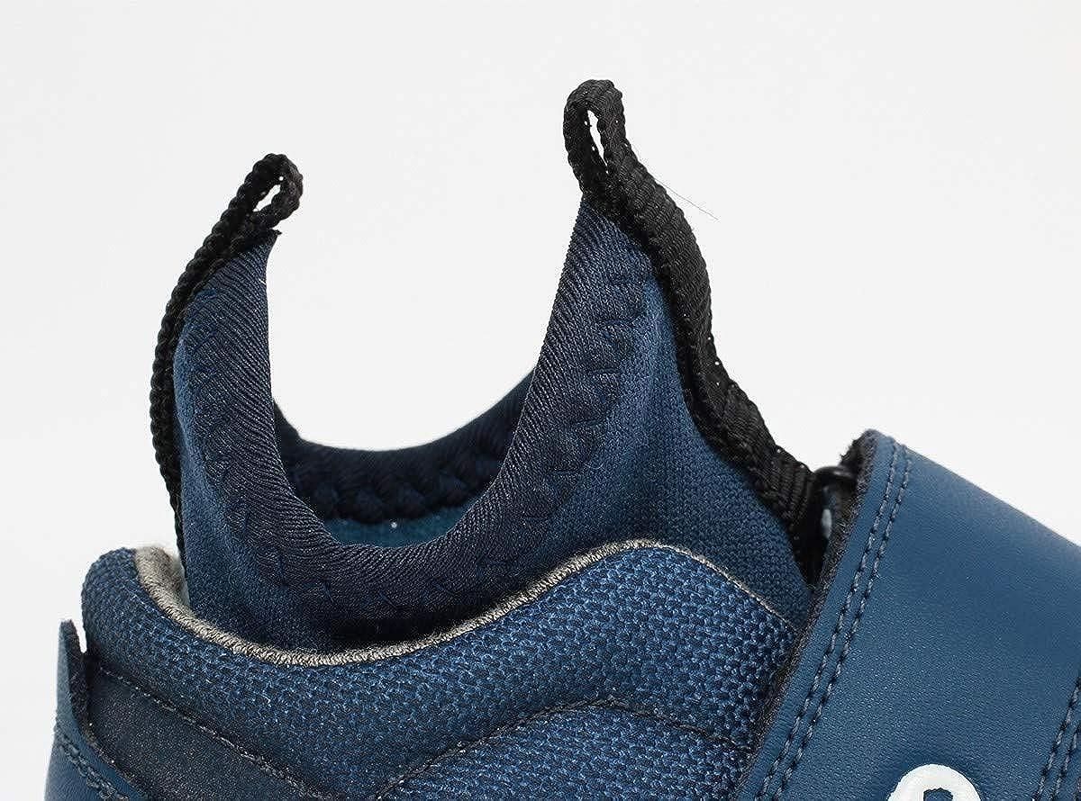 Zapatilla Deportiva de poli/éster Bobux I-Walk Hi Dimension Sport Shoe Blue Caminantes Forro de algod/ón