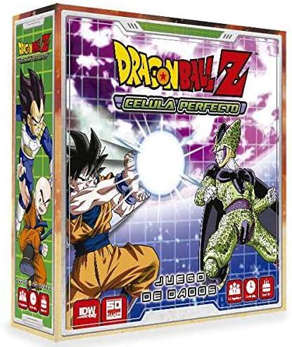 SD GAMES- Dragon Ball Z - Célula, Color (SDGDRABAL00): Amazon.es: Juguetes y juegos