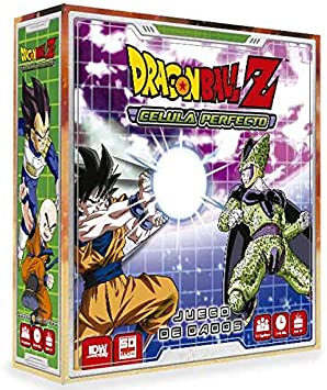 SD GAMES- Dragon Ball Z - Célula, Color (SDGDRABAL00): Amazon.es: Juguetes y juegos