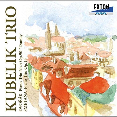 Dovorak:Piano Trio ''Dumky'' - Smetana:Piano Trio Op.15