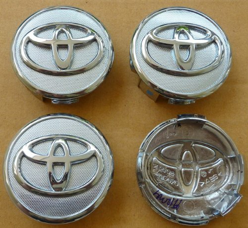 Tires Easy Reviews >> Toyota Prius Yaris Vios Center Caps Cover Wheel Hub Rim - Buy Online in UAE. | Products in the ...