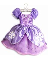 Disney Princess Sofia the First Costume Dress for Girls Size 5 / 6