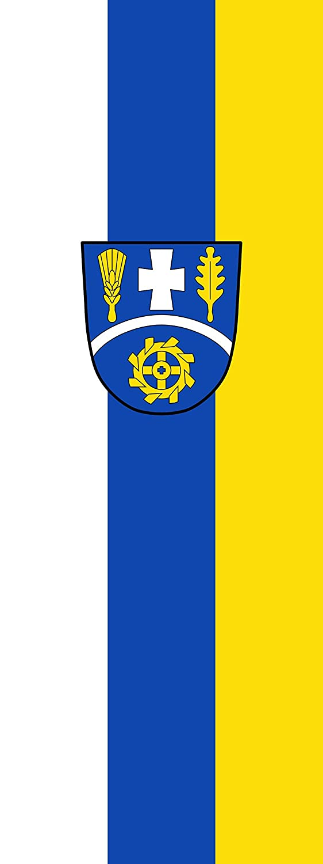 magFlags Drapeau | Habach | Drapeau Portrait Flag | 6m² | 400x150cm 9419ca
